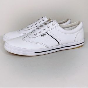 Keds Courty Leather Tennis Sneaker